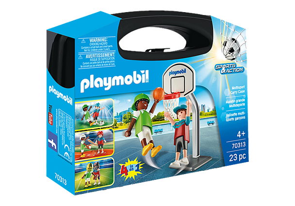 Multisport Carry Case - Playmobil