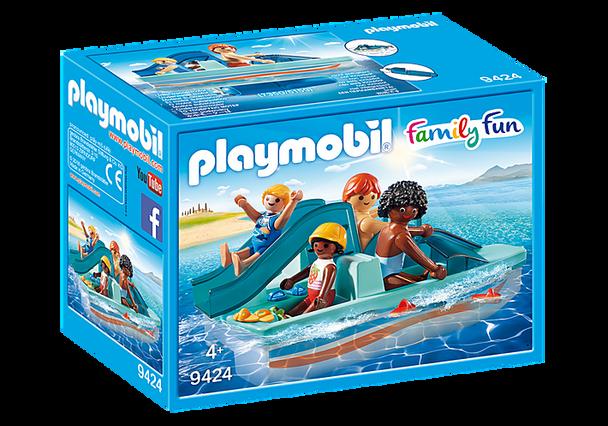 Paddle Boat - Playmobil