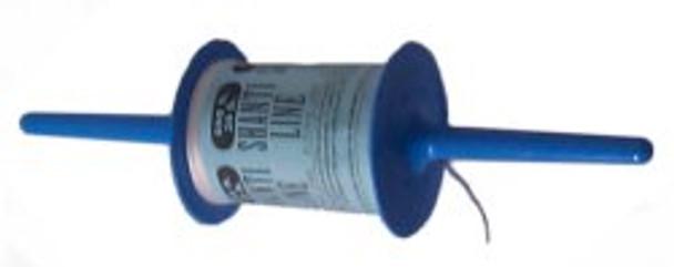 500' of 30lb Line on a Plastic Spool