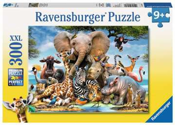 African Friends 300 pc XXL Puzzle