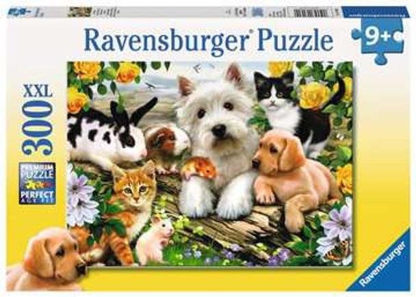 Animal Buddies 300 pc XXL Puzzle