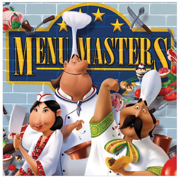 Menu Masters Game