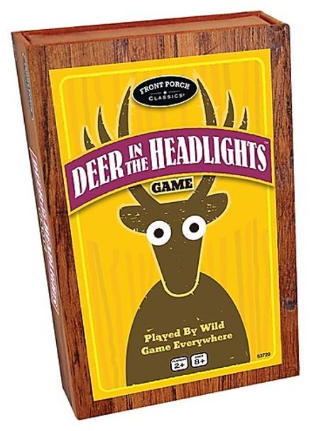 Deer in the Headlights Game