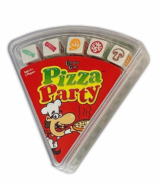Pizza Party Dice Game
