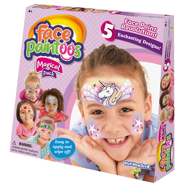Face Paintoos: Magical Pack