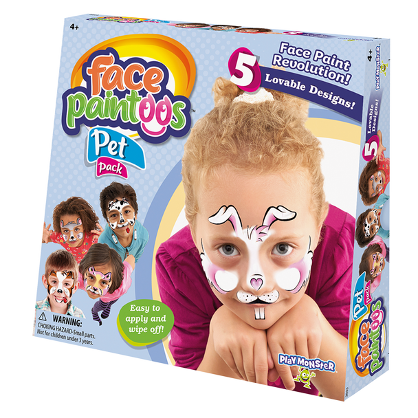 Face Paintoos: Pet Pack
