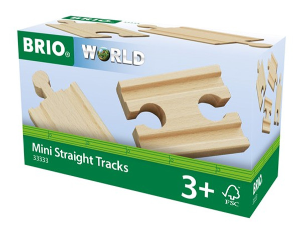 Mini Straight Track Set