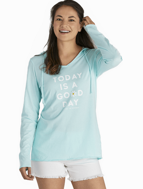 Today is a Good Day Long Sleeve tee