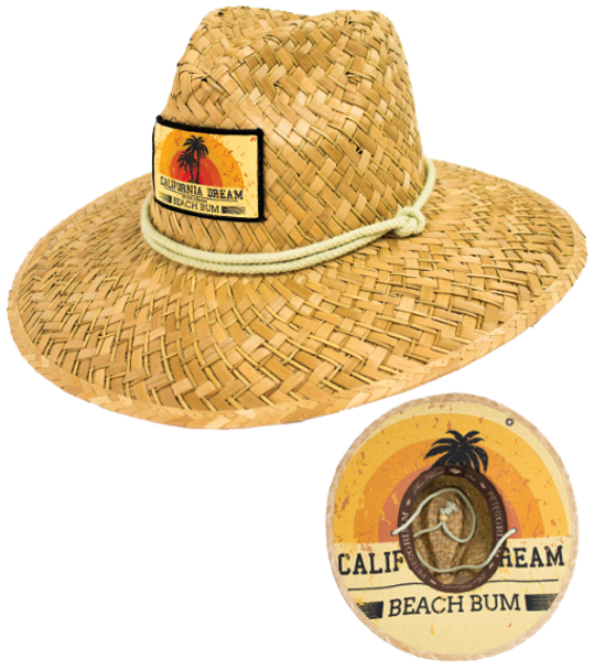 Beach Bum Lifeguard hat