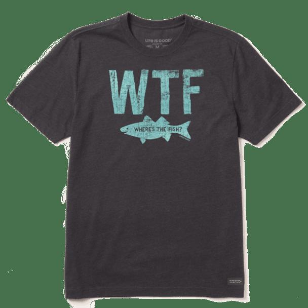 Where's the Fish crusher tee