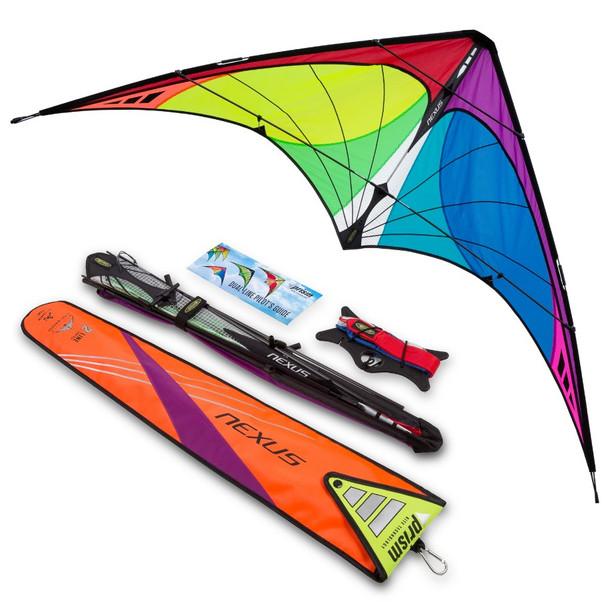 Nexus 2.0 Spectrum Stunt Kite