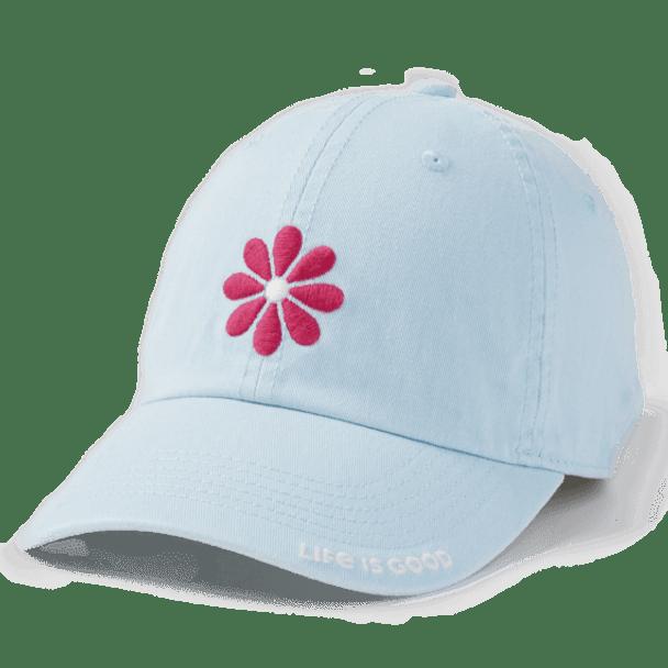 Beach Blue Daisy Chill Cap