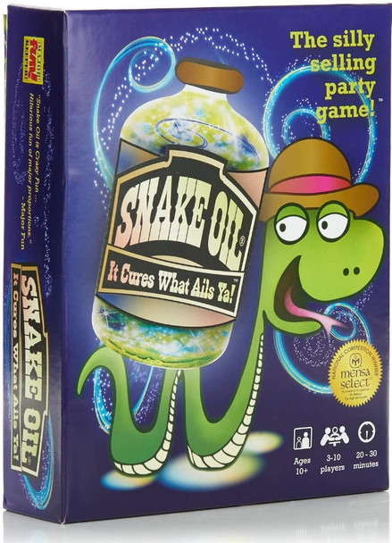 Snake Oil Party Game