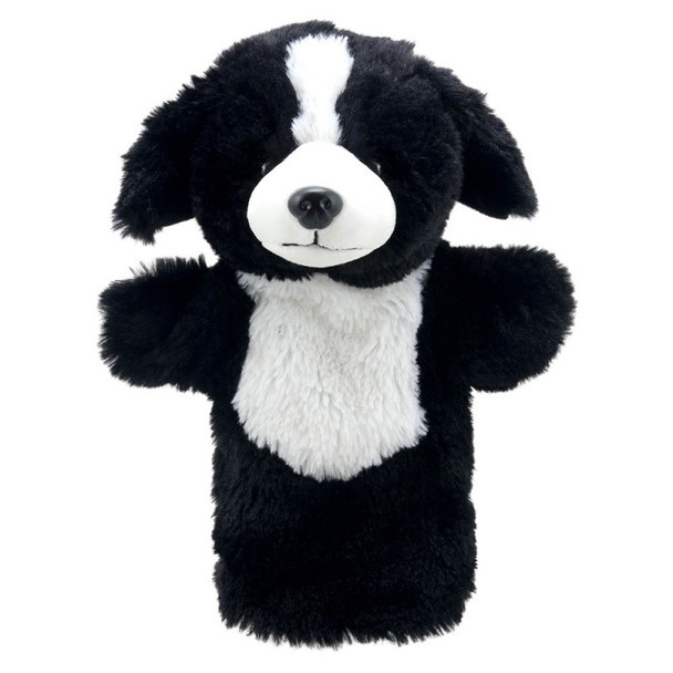 Border Collie Puppet Buddy
