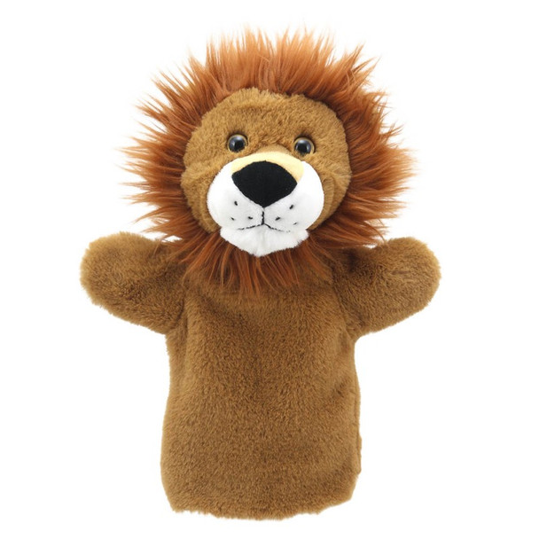Lion Puppet Buddy