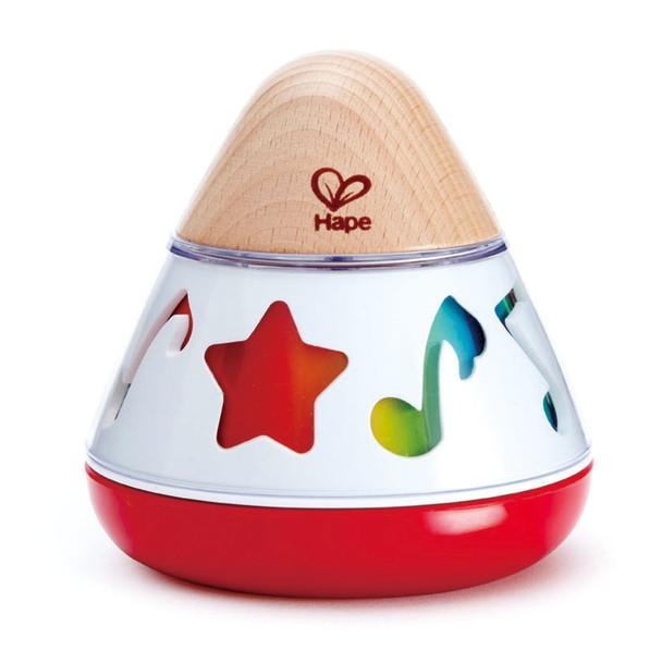 Rotating Music Box