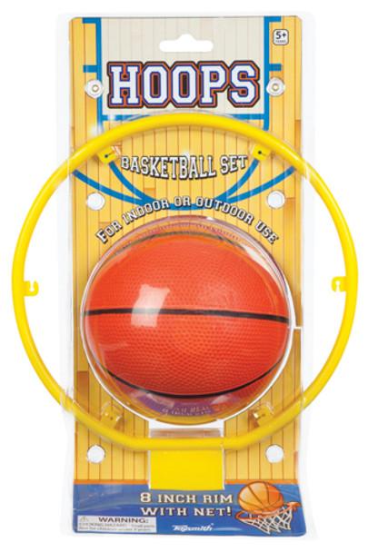 Indoor/Outdoor Basketball Set