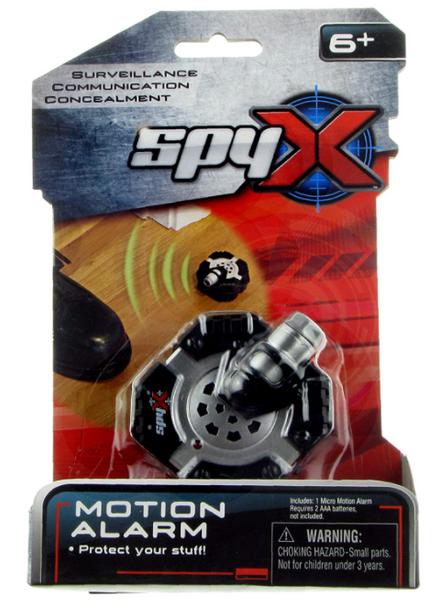 Spy Motion Alarm