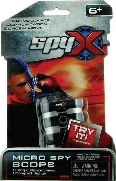 Spy Micro Scope