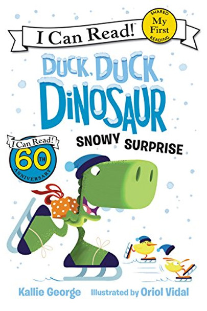 Duck, Duck, Dinosaur Snowy Surprise