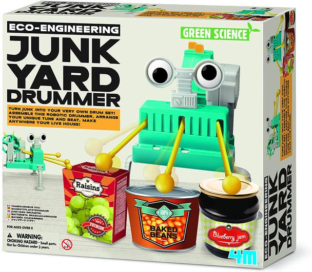 Junk Yard Drummer