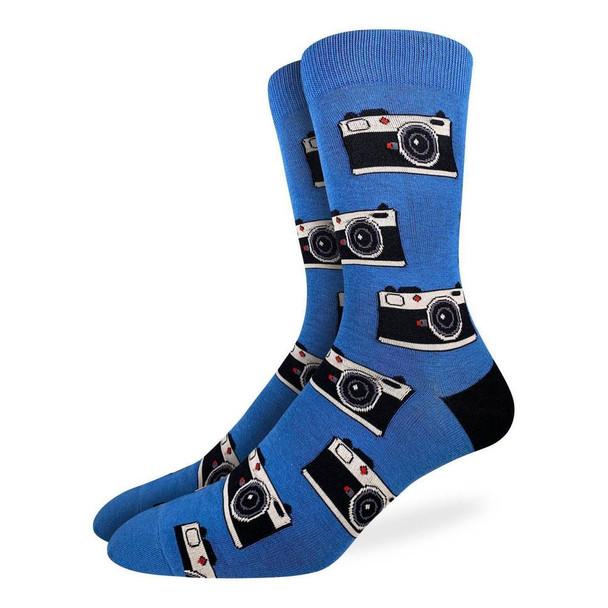 Camera Socks Size 5-9