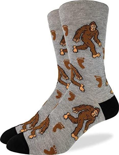 Bigfoot Socks Size 7-12