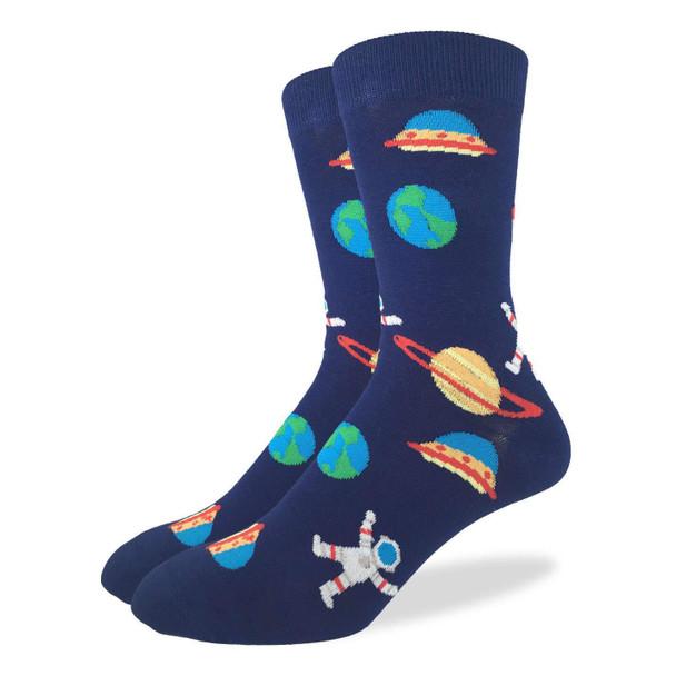 Men's Space Socks