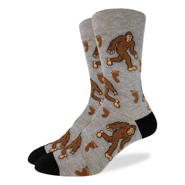 Bigfoot Socks Size 13-17