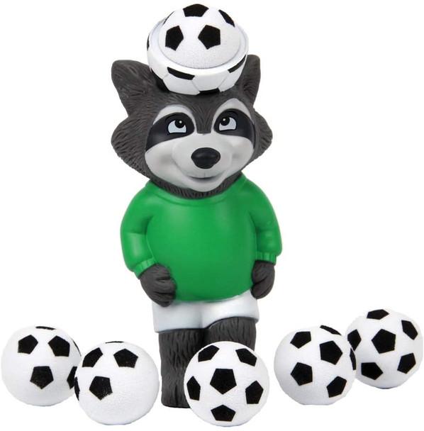 Raccoon Soccer Popper