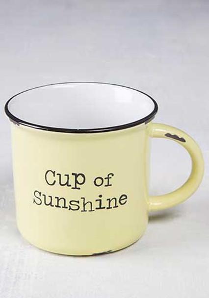 Cup of Sunshine Camp Mug