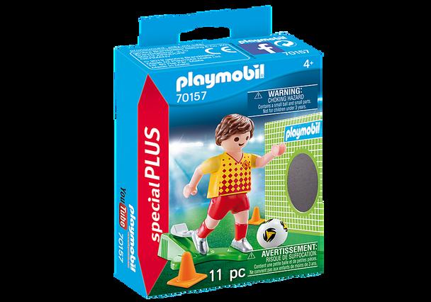 Soccer Player Figurine