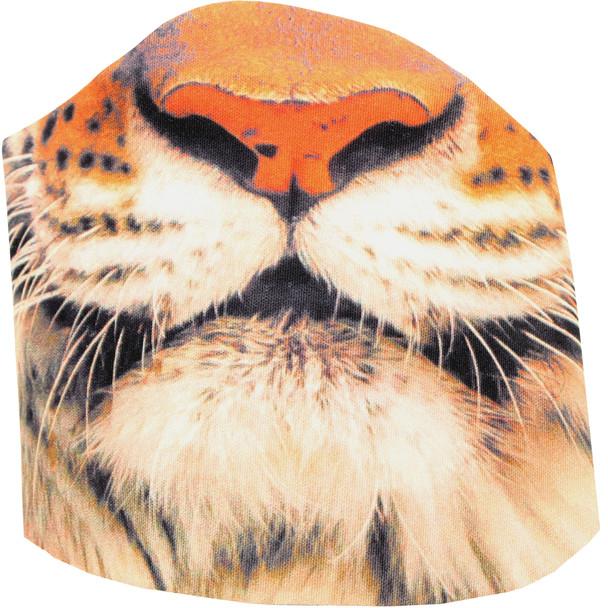 Washable Novelty Tiger Mask - Child Size