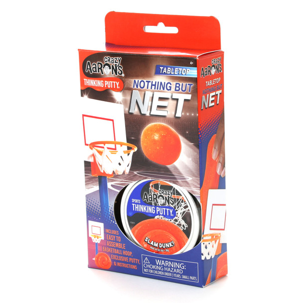 Slam Dunk! Nothing But Net Thinking Putty