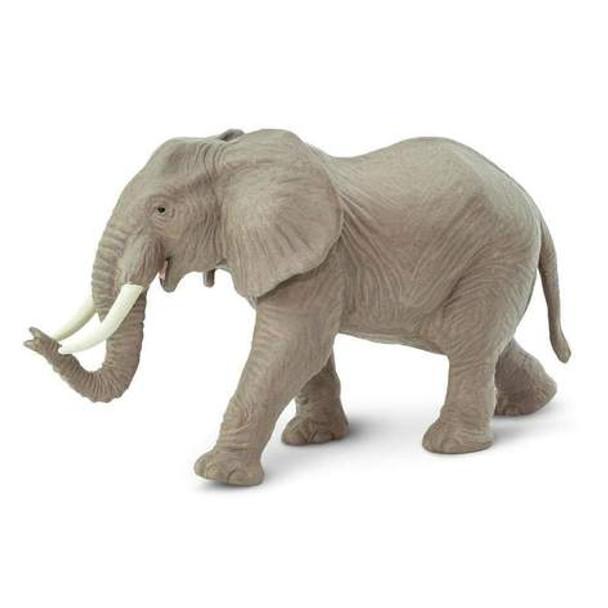 African Elephant Figurine