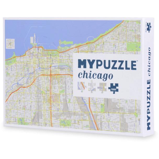 MyPuzzle Chicago 1000 pc.