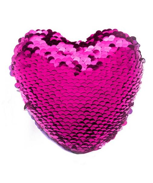 Heart Sparkle Flip Keychain