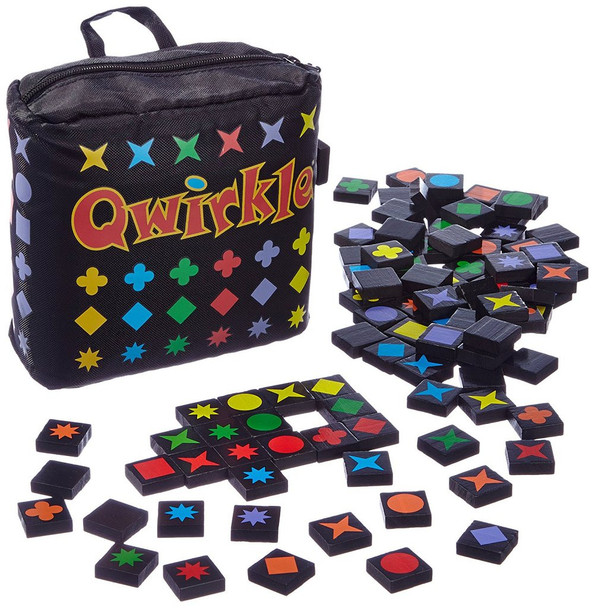 Qwirkle Travel Size Game