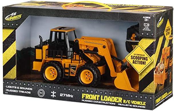 Front Loader R/C Vehicle