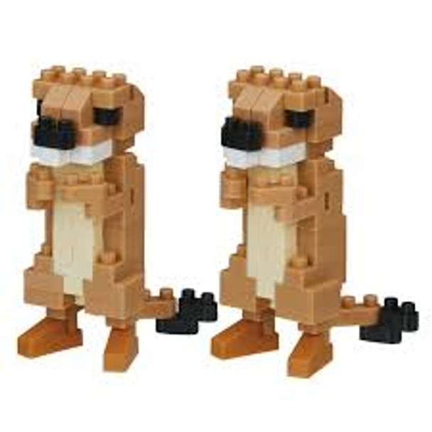 Prairie Dogs Nanoblocks