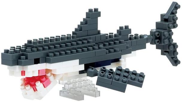 Great White Shark Nanoblocks