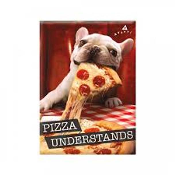 Pizza Understands Magnet