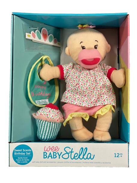 Sweet Scents Birthday Set Wee Stella Doll