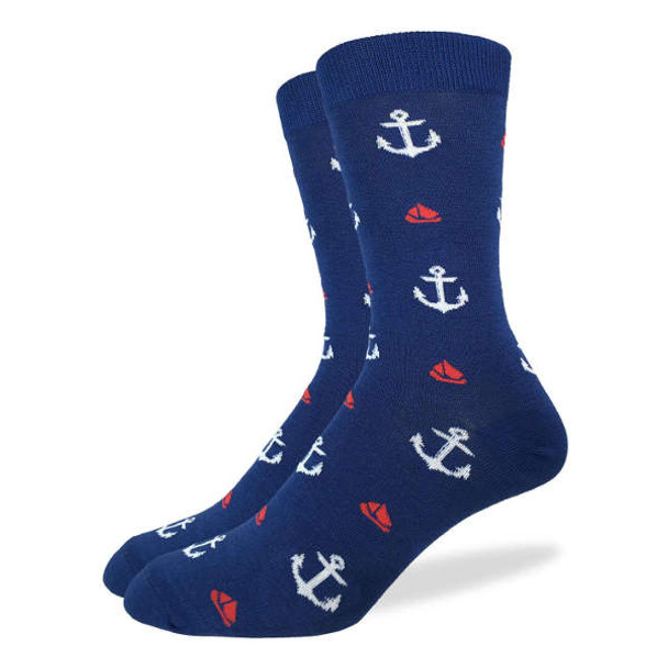 Anchor Socks