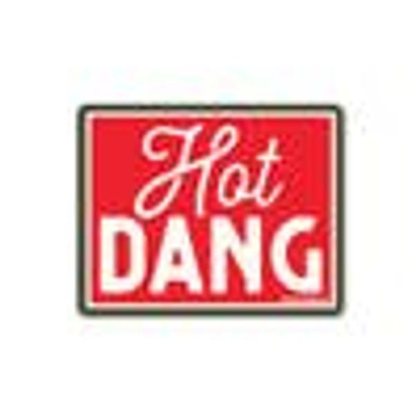 Hot Dang Sticker