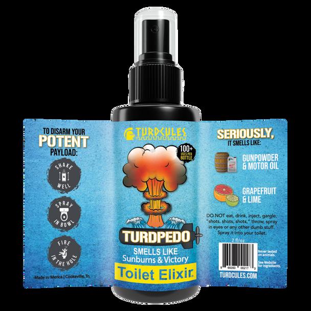 Turdpedo Toilet Elixir