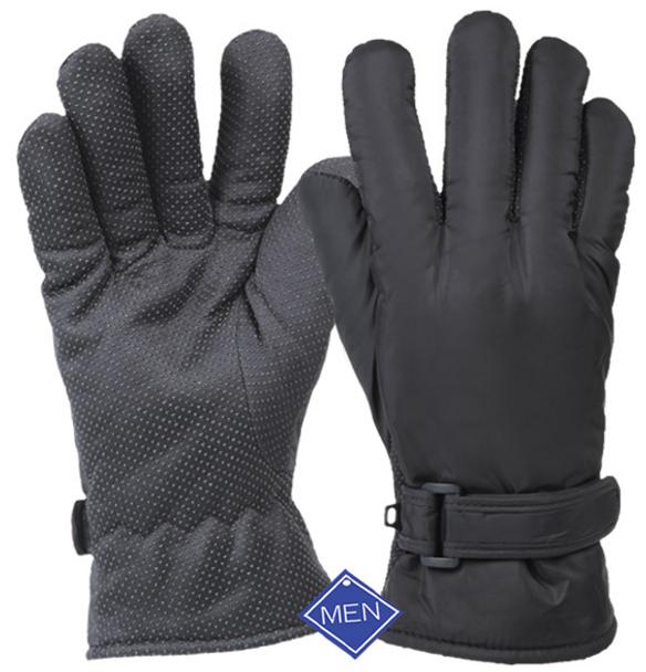 Large Gloves w/Fleece Lining