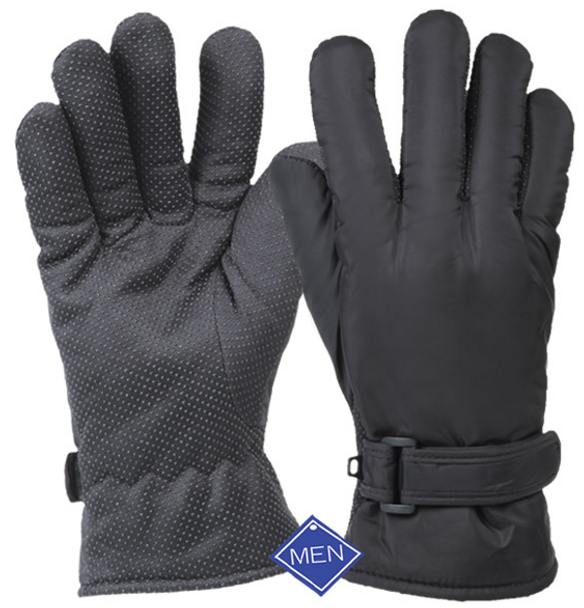 Large Gloves w/Sherpa Lining