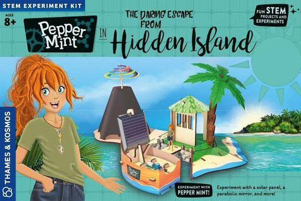 Daring Escape Hidden Island