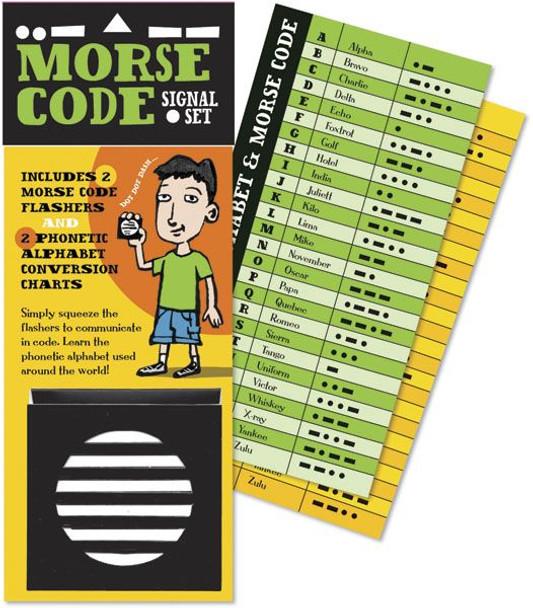 Morse Code Signal Set